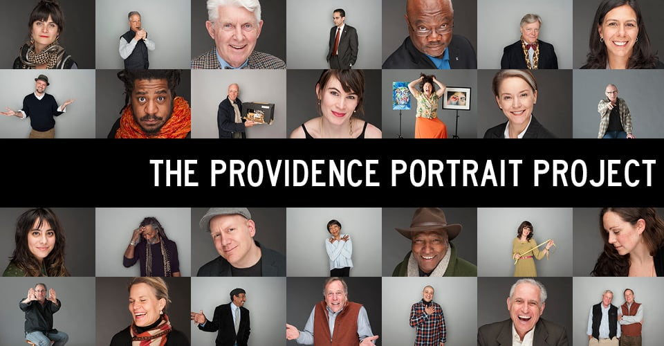 The Providence Portrait Project